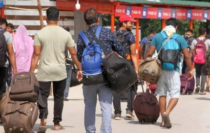 Security advisory to J-K tourists to be lifted from Thursday