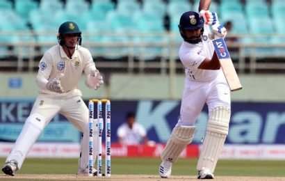 PHOTOS: India vs South Africa, 1st Test, Day 2