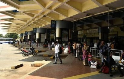 Many from A.P. stuck in Hyderabad