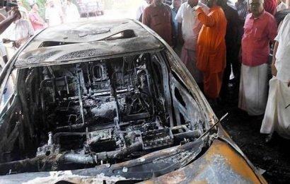 Crime Branch suspects divisive motive in arson attack