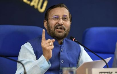 Javadekar defends cutting of trees for PM's rally