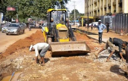 Six-lane Tiger Circle-MIT Junction stretch on NH 169A to be ready by December-end