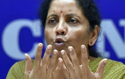 Does Nirmalaji know how to turn the economy around?