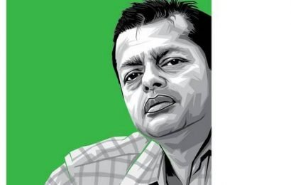 I have carried this sense of divided self: Manash Firaq Bhattacharjee