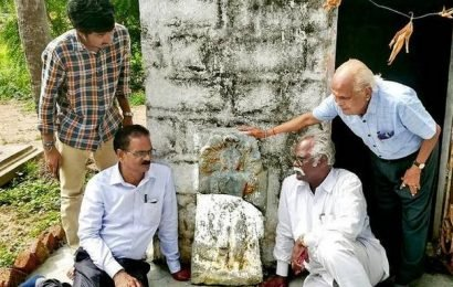Antique Jain Tirthankara idol unearthed in Prakasam