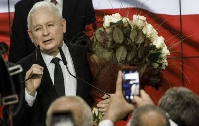 Poland's ruling nationalists seen on course to remain in power