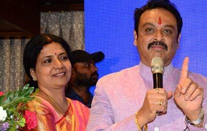 MAA Controversy: Jeevitha Says Naresh Has No Majority