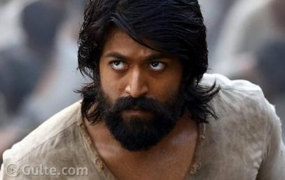 Good news to Yash fans! KGF Chapter 1 to re-release tomorrow