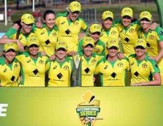 Australia's women to receive same prize money as men at T20 World Cup
