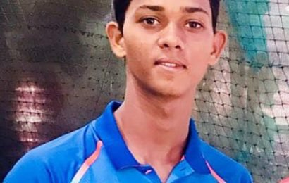 Mumbai teenager Jaiswal youngest to score 200 in List A cricket