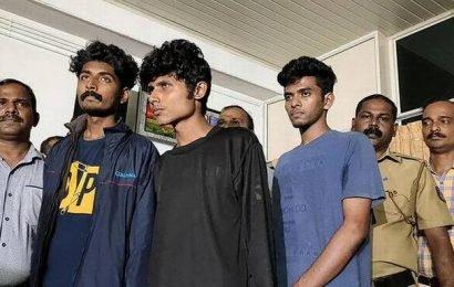 Murder of petrol pump owner: three youths held