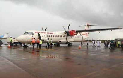 Alliance Air connects Chennai, Jaffna via maiden flight service
