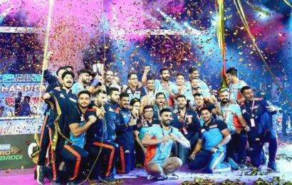 Bengal Warriors lift maiden PKL title