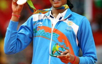 'India should be in top 10 in medals by 2024 Olympics'