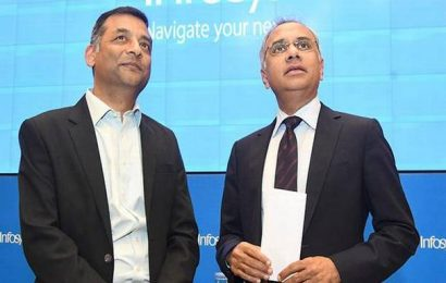 Infosys starts probe into CEO's conduct