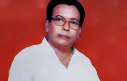 Fine arts society award for mridangam maestro