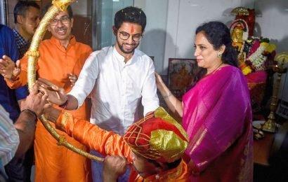 'Shiv Sena CM in Maharashtra a certainty now'