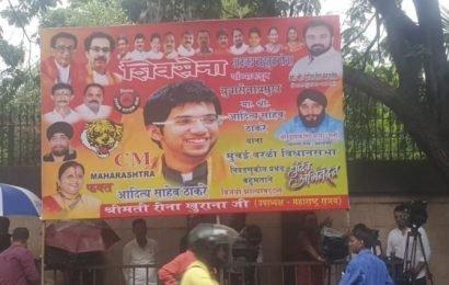 Sena MLAs meet, root for Aaditya as Maha CM