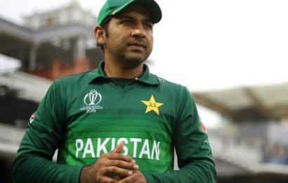 Pakistan sack captain Sarfaraz