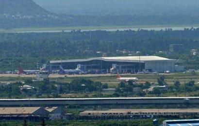 ENC presses panic button as airport faces flood threat again