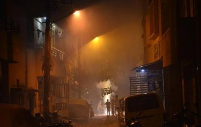 KSPCB says rain helped air quality during Deepavali celebrations, but did it really?