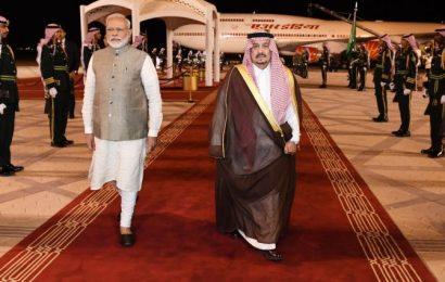 PM reaches Saudi; to hold talks with King Salman