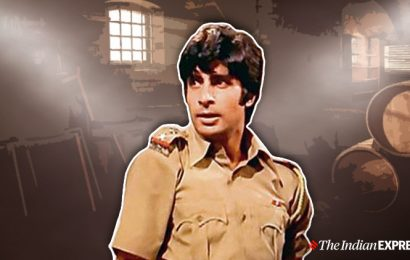 The making of Amitabh Bachchan: How Zanjeer helped Big B become a star