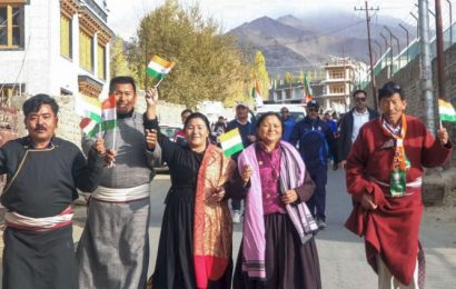 Formation of Ladakh as UT evokes mixed reaction