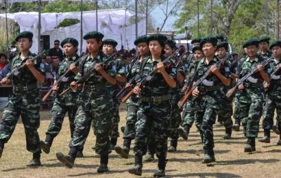 NSCN (IM) refuses to budge on demand for Naga flag and Constitution