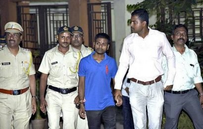 Physiotherapist's murderer sentenced to death