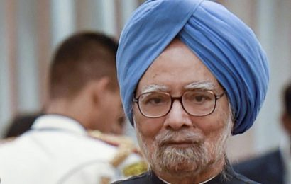Youth must take over management and development of country, says Manmohan Singh