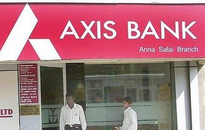 Axis Bank posts standalone net loss of ₹112 crore in Q2 due to one-time tax impact