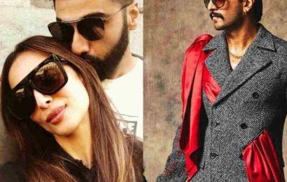Arjun Kapoor और Malaika Arora की KISSING तस्वीर पर आया Ranveer Singh का क्यूट रिएक्शन | Bollywood Life हिंदी