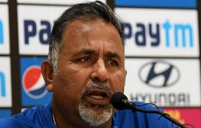 We don't ask for kind of tracks we get, says bowling coach Arun