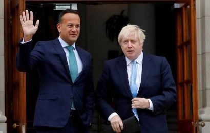 Irish PM welcomes Brexit deal as 'unique solution' for Northern Ireland