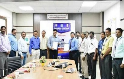 Manakula Vinayagar Institute of Technology signs MoU with CII-Puducherry