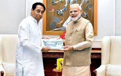 Kamal Nath appeals to PM for flood resurvey