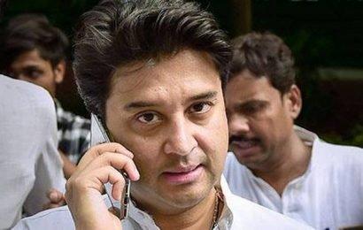 Politics Live   Congress needs to introspect, says Jyotiraditya Scindia