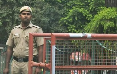 Security stepped up in city after intelligence alert: police