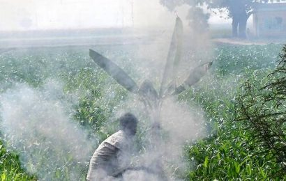 Stray incidents of stubble burning on Delhi's outskirts