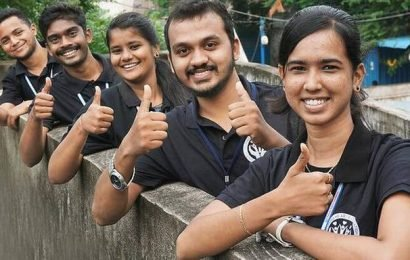 Student-led NGO in Visakhapatnam helps in blood donation and feeding the homeless