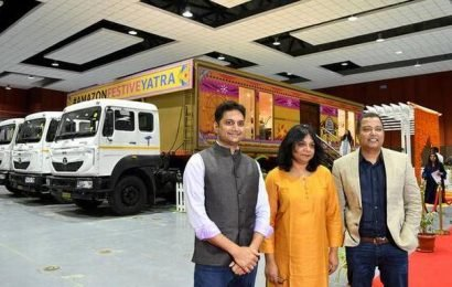 Amazon's house on wheels comes to Hyderabad