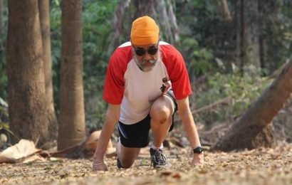 No challenge too big for India's community of runners with visual impairment