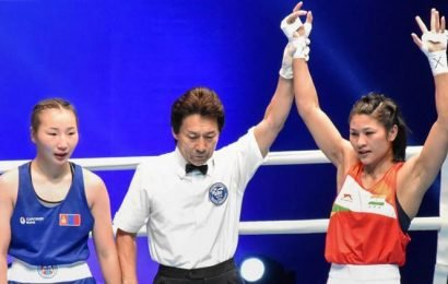 Jamua Boro, Lovlina Borgohain enter quarters of world women's boxing championship