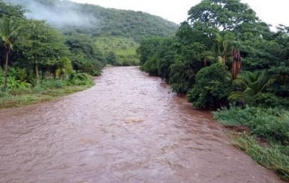 Rains recharge rivers and dams