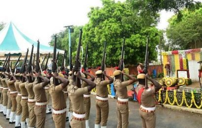 Police Commemoration Day observed