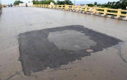 Patchworks on major roads taken up