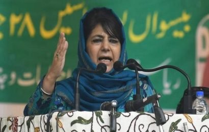 PDP delegation from Jammu to meet party president Mehbooba Mufti