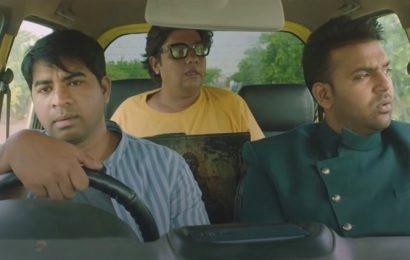 Mahesh Babu unveils Meeku Maathrame Cheptha trailer