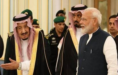 India, Saudi Arabia to hold first joint naval drills in early March